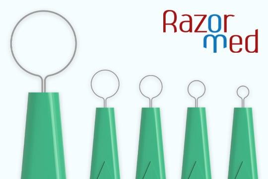 Razormed Ring Curette